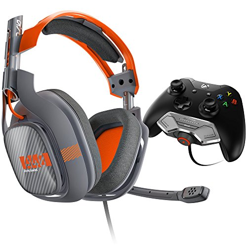 ASTRO Gaming A40 Headset + Mixamp M80 - Dark Grey/Orange - Xbox One (2014 model) (Pieces Designer Classic)