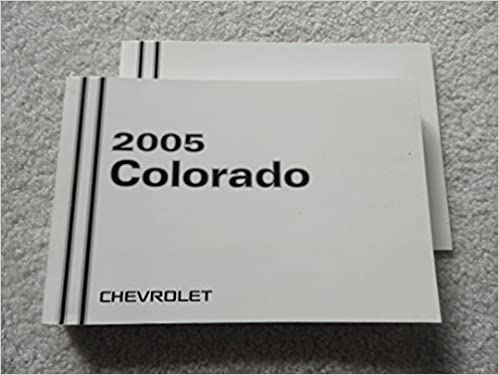 2016 chevrolet colorado owners manual   just give me the damn manual.