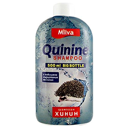 Quinine Shampoo, Milva, 500ml