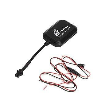 Mioloe Perseguidor de la Motocicleta del Coche Dispositivo antirrobo del vehículo rastreador GPS Localizador de localización