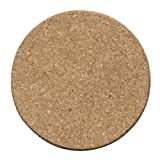 Set of 6 Cork Coasters from Thirstystone