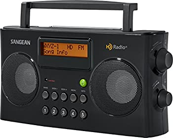 Sangean Hdr-16 Hd Radiofm-stereoam Portable Radio 1