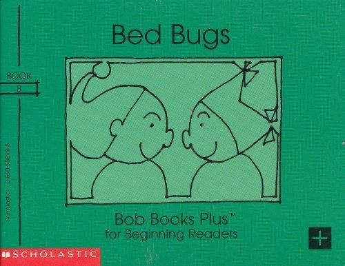 Bed Bugs (Bob Books Kids! Level B, Set 1, Book 8)