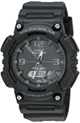 Casio AQS810W-1A2V Solar Ana-Digi Sports Wrist Watch