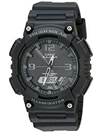 Casio Men's AQS810W-1A2V Casio Tough Solar Power Analog Watch