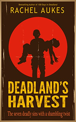 book cover of Deadland\'s Harvest