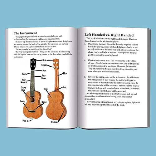 Amazon Popular Ukulele Chords Poster 24 X 36 Unlock Your