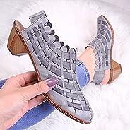 Women Sandals Gladiator Summer Sandals Fashion Stitching Ladies Heel Sandals Female Casual Wedges Sandals Sand