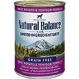 Best Natural Balance Dog Foods - Natural Balance L.I.D. Limited Ingredient Diets Canned Dog Review
