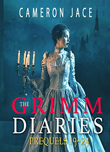 Spindle Collection - The Grimm Diaries Prequels 19-24 (Lady Bluebeard, Thirteen Years of Snow, Sun Moon & Sorrow, & Spindle Spindle Little Star) (The Grimm Diaries Prequels Collection Book 5)