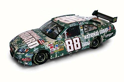 - NASCAR 2008 Dale Earnhardt #88 National Guard Digital Camo Chevy Impala SS, Digital Camo C6384 - 1/24 Scale Diecast Model Toy Car