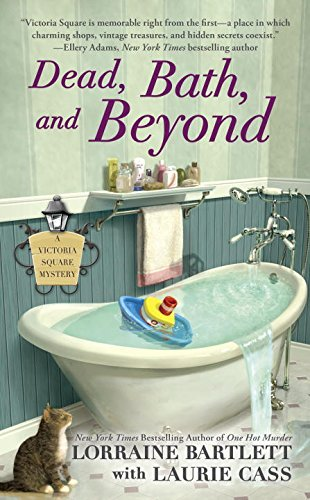 book cover of Dead, Bath, and Beyond