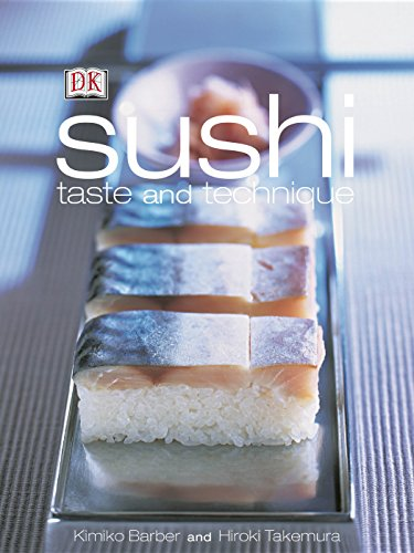 Sushi by Kimiko Barber