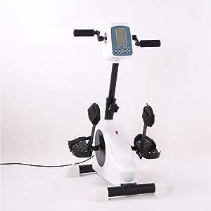 Aboygo Bicicletas estáticas y de Spinning para Fitness, Bicicleta Estática para Entrenamiento De Piernas Y Brazos Bicicleta De Spinning para Rehabilitación De Brazos Y Piernas Fisioterapia: Amazon.es: Deportes y aire libre