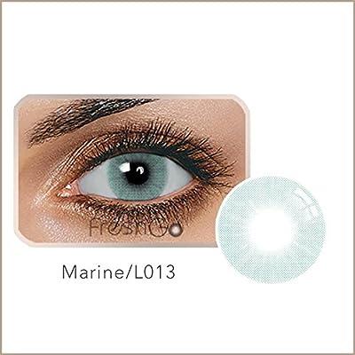 Murieo - Lentillas 12 Colores Lentes de Contacto (12 Meses) 2 Unidades/Caja: Amazon.es: Hogar