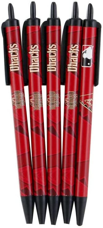 Pro Specialties Group MLB 5-Pack pens (PSG)