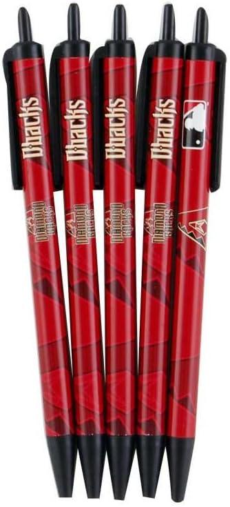 Baltimore Orioles Jazzy Pen 4pk