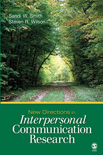 New Directions in Interpersonal Communication Research (NULL)