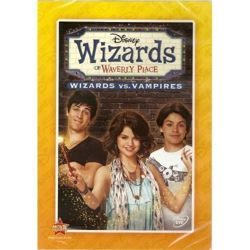 (Wizards of Waverly Place: Wizards vs. Vampires)
