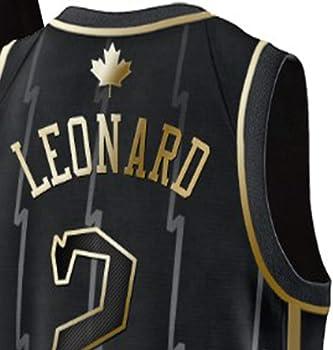 WYK # 2 - Equipación de Baloncesto Rapard Leonard, Camiseta de ...