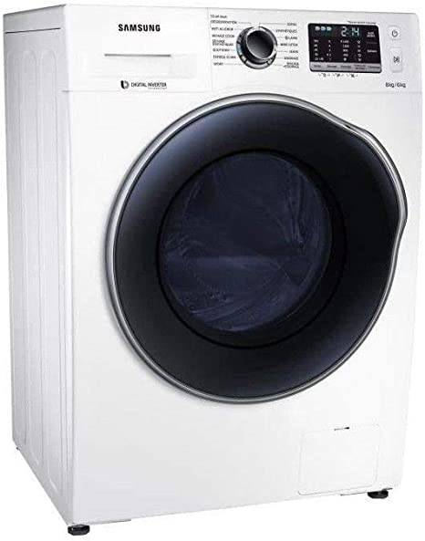 Samsung WD80J5430AW/EO Lavadora de Ropa 8 kg: Amazon.es: Grandes ...