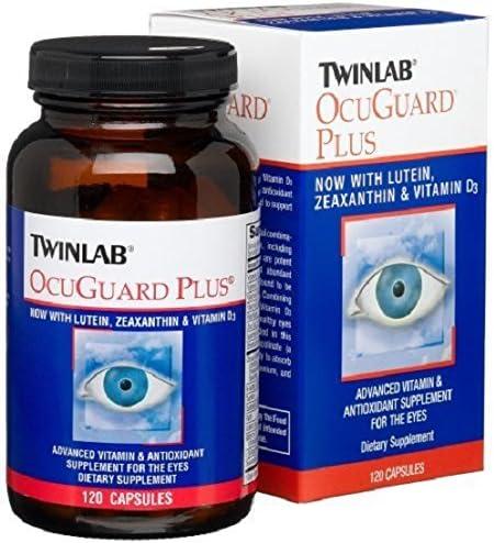 Twinlab OcuGuard Plus – 120 Capsules