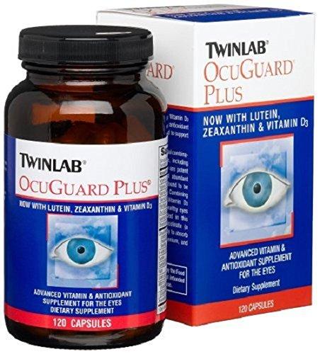 Twinlab OcuGuard Plus - 120 Capsules ()