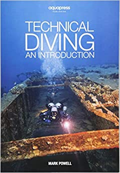 Book's Cover of Powell, M: Technical Diving (Inglés) Tapa blanda – 5 marzo 2018