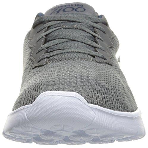 400 ccnv Multicolore Run Eu Chaussures Fitness De Skechers 43 Noir skees Go Homme qtAx7qwfS