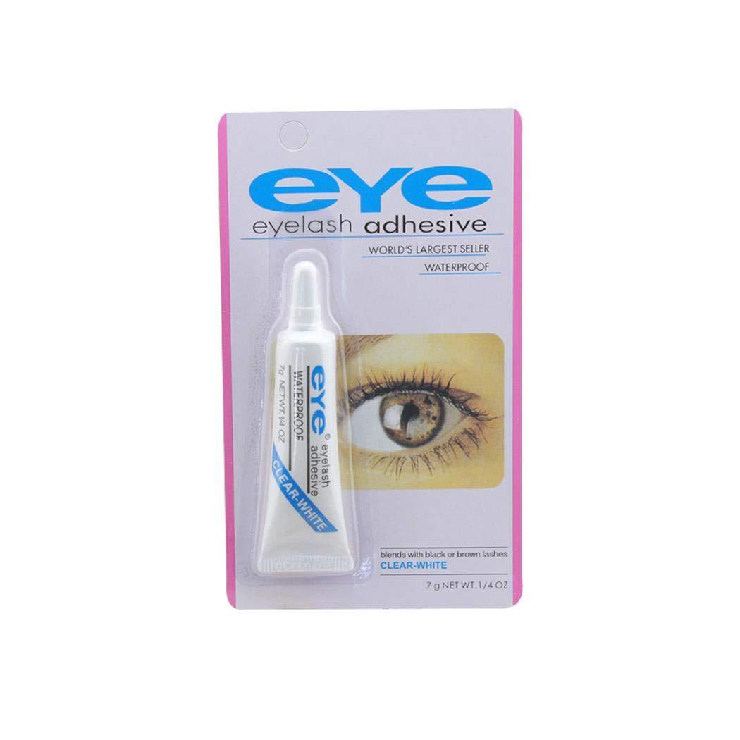 Rollone Easy Remove Makeup Practical Makeup Product False Eyelash Paste Glue Eyelash Adhesives