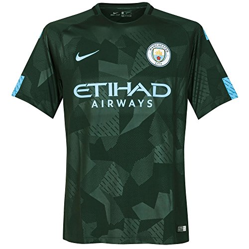 Nike Manchester City FC FC Stadium Jersey [OUTDOOR GREEN] - Sports Subside