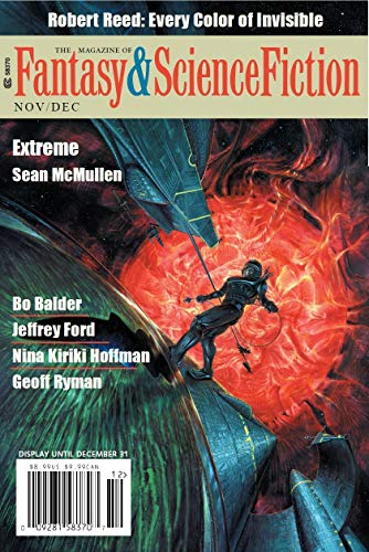 The Magazine of Fantasy & Science Fiction November/December 2018 (The Magazine of Fantasy & Science Fiction Book ()