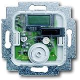 Busch-Jaeger 1095UTA Elektronischer Raumtemperaturregler-Eins Mit Öffnerkontakt. 1095 UTA