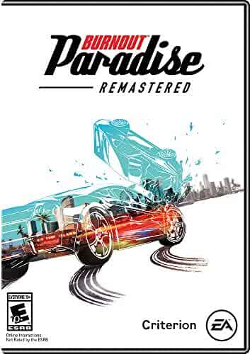Burnout Paradise Remastered [Online Game Code]