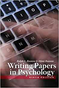 'writers for psychology papers'