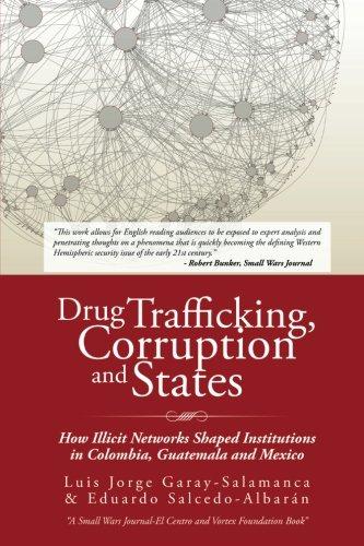 Drug Trafficking Corruption States Institutions product image