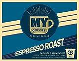 Cheap My Coffee Single Serve Coffee Pods, Espresso Roast, 100 Count