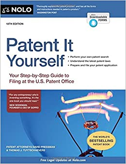?FULL? Patent It Yourself: Your Step-by-Step Guide To Filing At The U.S. Patent Office. boards Tapco extremos bottle software