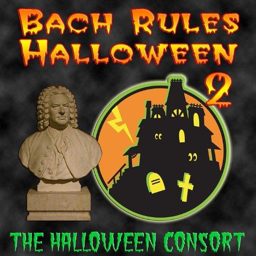 Organ Trio in D minor, BWV.583 (Bach Halloween Organ)
