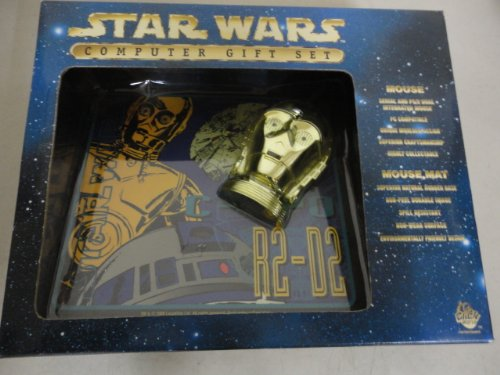 Star Wars C 3PO Mouse Computer