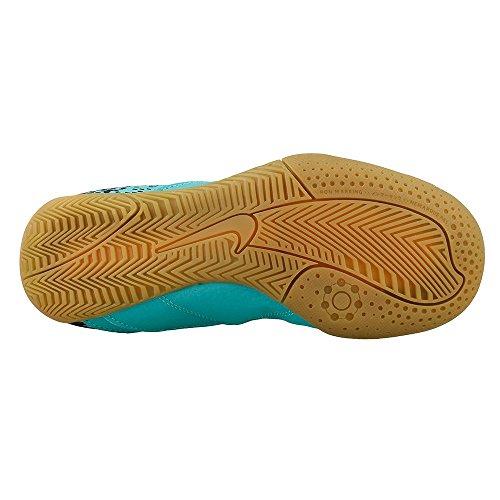 Nike Jr Bombax Ic, Botas de Fútbol Unisex Adulto Verde (Clear Jade / White-Black)