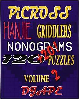 Como Descargar Libros Picross, Hanjie, Griddlers, Nonograms: 120+20! Puzzles: Volume 2 Fariña Epub