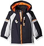London Fog Baby Fleece Lined Transitional Jacket, Navy, 18 Months