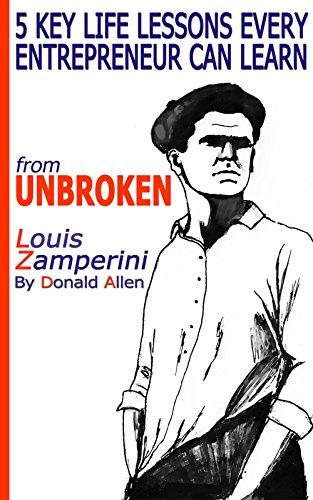 5 Key Life Secrets Every Smart Entrepreneur Should Learn from 'Unbroken' Louis Zamperini