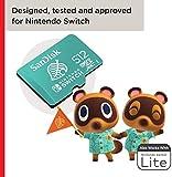 SanDisk 512GB microSDXC Card, Licensed for Nintendo
