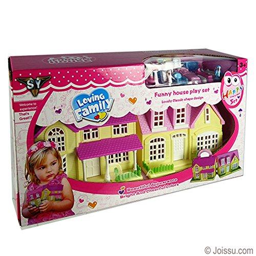 ng Family Travel Doll Houses ()