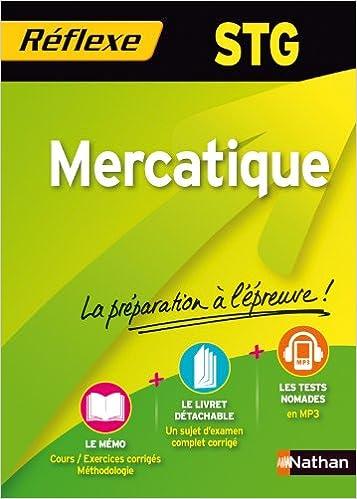 Lire Mercatique STG pdf