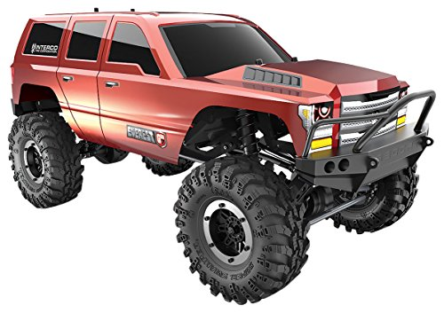 REREVEREST-GEN7-ORANGE Redcat Everest Gen7 1/10 4WD RTR Scal