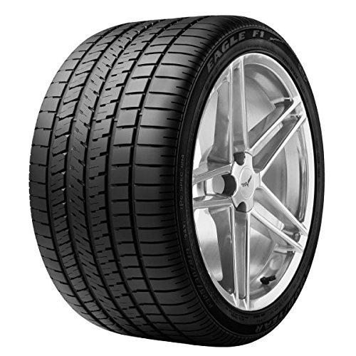 Goodyear Eagle F1 Supercar Performance Radial Tire -245/45R20 99Y (Tire F1 Goodyear Eagle)