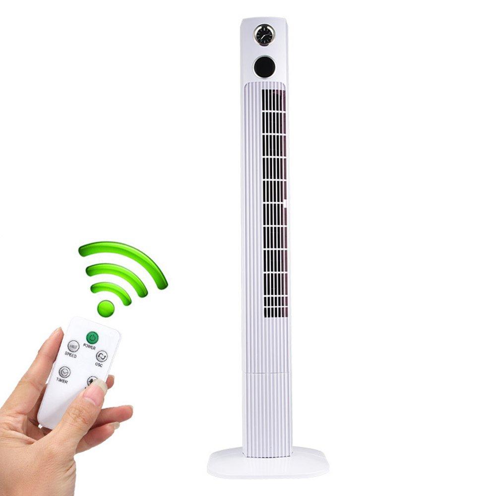 李愛 扇風機 振動タワーファン3スピードホームオフィスデスクトップ冷却エアクーラー   B07GF7KZZL